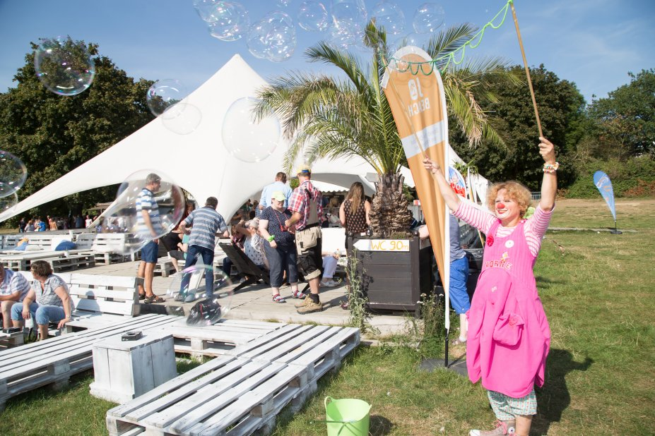 Strandfest am Jo Beach 8202