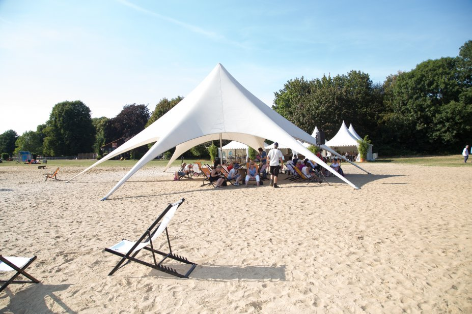 Strandfest am Jo Beach 8290