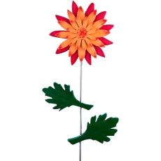 Chrysantheme orange / bunt