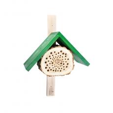 Insektenhotel für Wildbienen - Unikat -