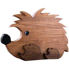 Holz Igel